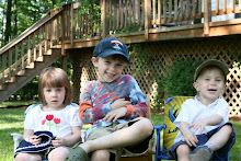 My kids! Anna, Jacob and Cole