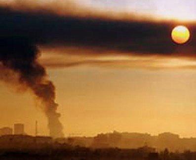 Los efectos de la contaminación