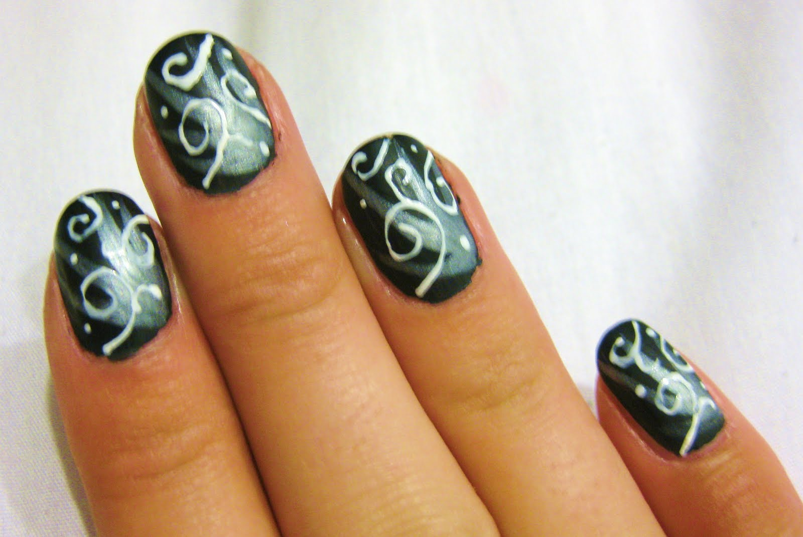 Cowgirl Nail Art Designs - NailArts Ideas