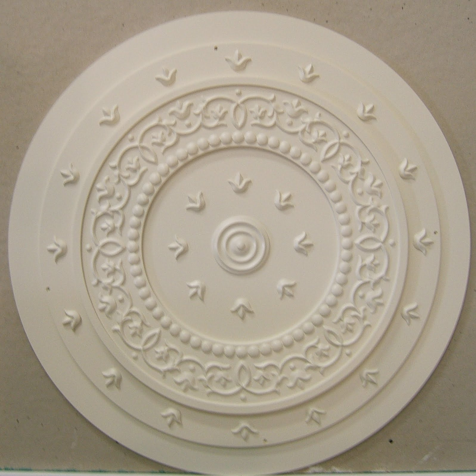 Marie Ricci Collection Ceiling Medallion For St John S