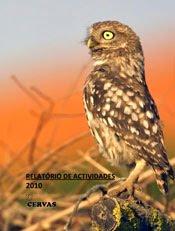 Relatório de Actividades CERVAS 2010