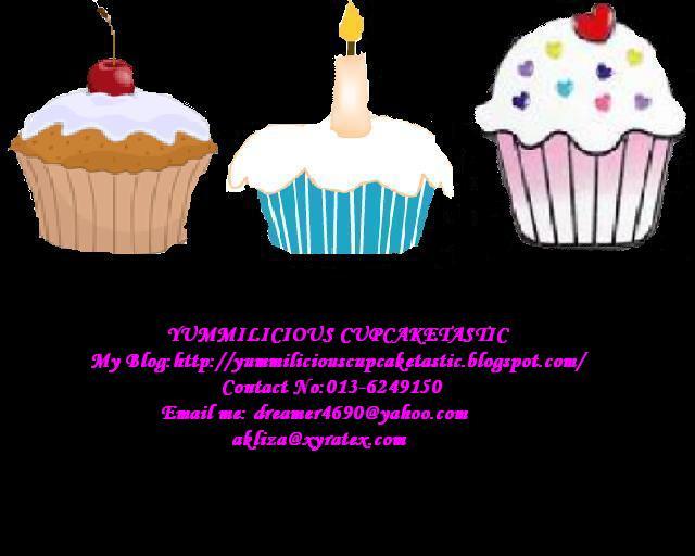 yummilicious cupcaketastic