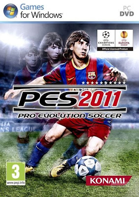 Download BAIXAR GAME Pes 2011 Demo.   PC