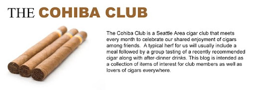 The Cohiba Club