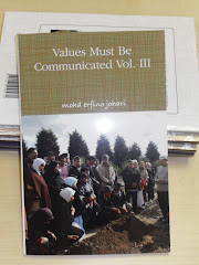 Values Must Be Communicated Vol. III