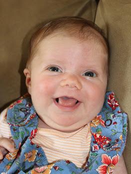 Norah 1 month