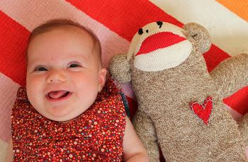 Norah 2 months!