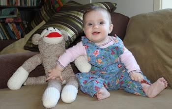 Norah 5 months!