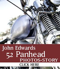 John Edwards Panhead Story and Photos
