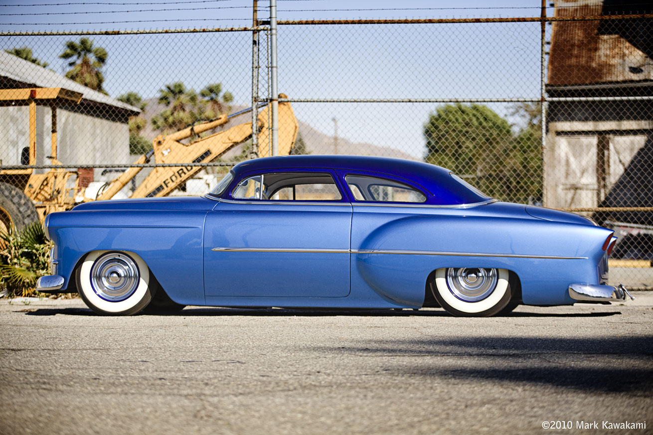This is Rob Fortier's 53 chevy