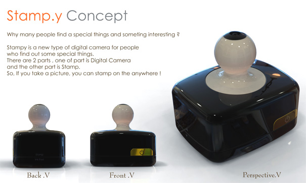 Stampy Dijital Kamera