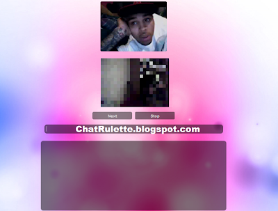 Chris Brown, Chatroulette