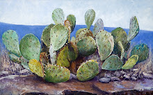 Hill Country Cactus    30 x 48