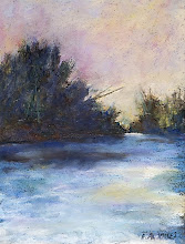 On San Felipe Creek    15 x 23 appx