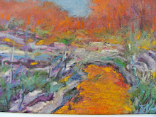 Orange Canyon series  7 x 10