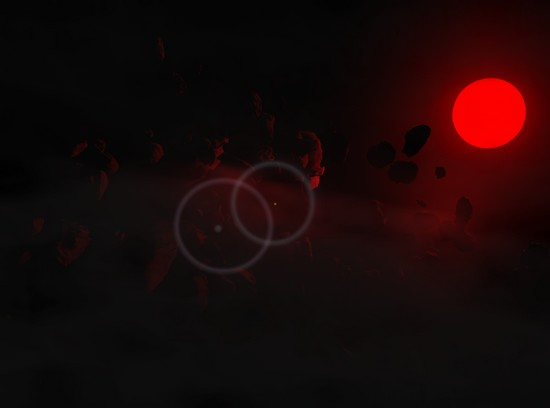 afstand zon tot jupiter
