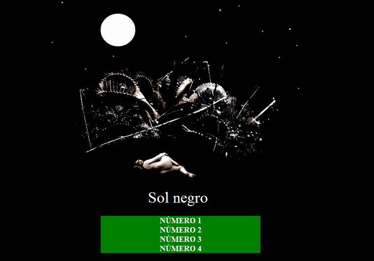 VISITA REVISTA SOL NEGRO