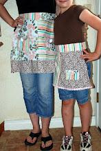 Mommy & Me Apron Set