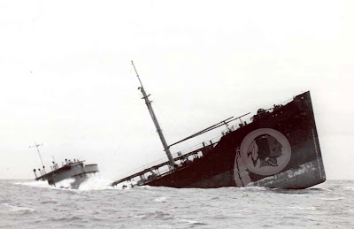 Image result for Redskins ship sinking pics
