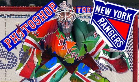 Photoshop the Rangers
