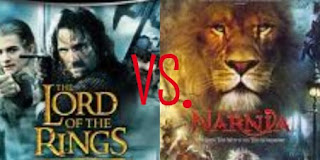 """chronicles of narnia vs lord of The difference between the old narnia and the new narnia was like that the new one was a deeper country: every rock and flower and blade of grass looked as if it meant more"""" ― cs lewis , the chronicles of narnia."""