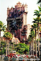Tower of Terror @ Disney World