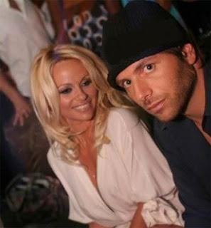 Pamela Anderson y Rick Solomon
