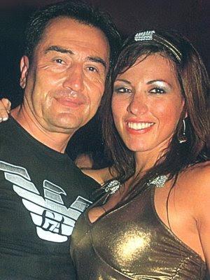 Lucecita y su esposo