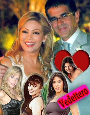 Javier Carmona: Corazón de vedettero