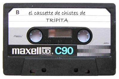 El cassette de chistes de Tripita