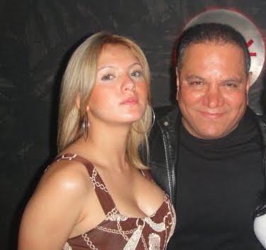 Brad Pizza y María Isabel Rubiano