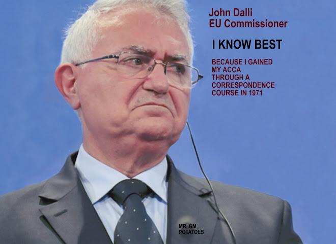 John Dalli A Liar