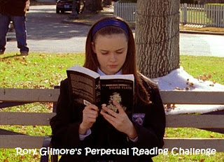 Rory Gilmore's Perpetual Reading Challenge
