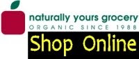 Naturally Yours online shopping