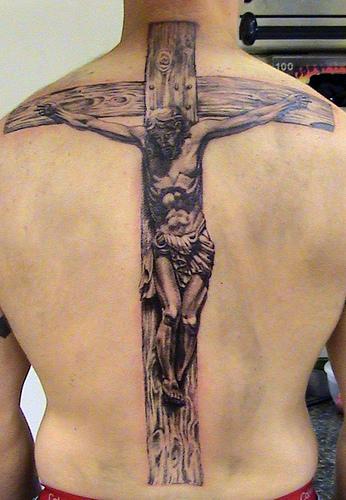 Astoetie\'s Blog: jesus on cross tattoo