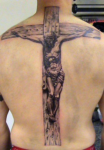 Dale Jesus Cross / Cross / Free Tattoo Designs, Gallery, and Ideas
