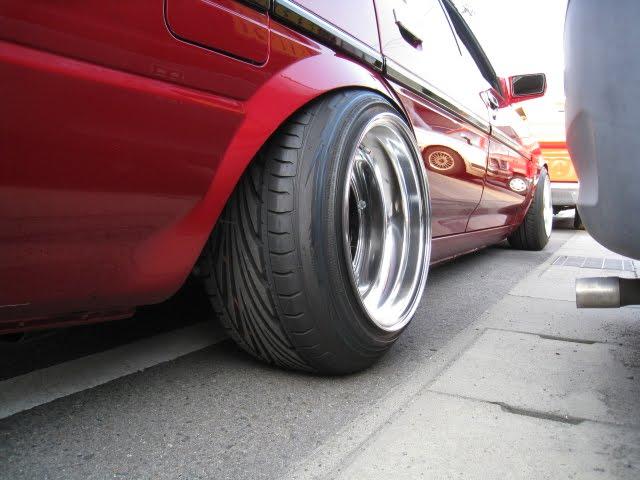 Как сделать широкие колеса 129