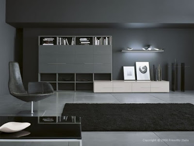 Modern Living Room Pictures on Ultra Modern Living Room   Living Room And Home Interior Design