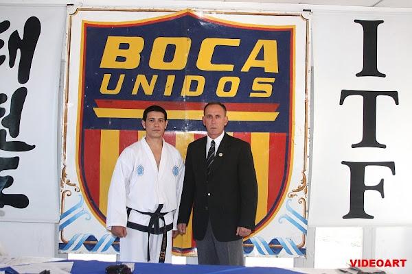 TAEKWON-DO I.T.F.- A.A.S.T. Corrientes- Argentina       -     FILIAL Club Atlético Boca Unidos -