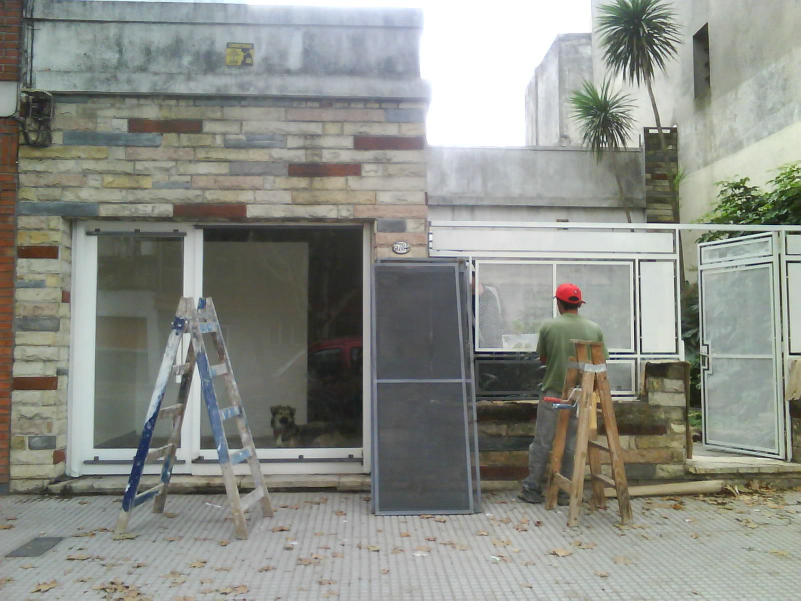 Rodriguez numa arquitectura refaccion de garage para for Construccion arquitectura