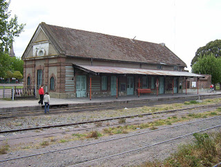 Estación de Ferrocaril