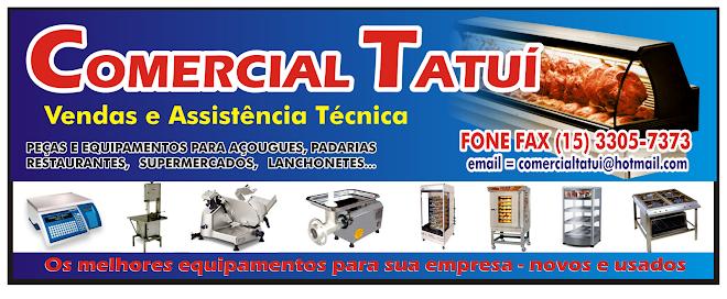 COMERCIAL TATUÍ