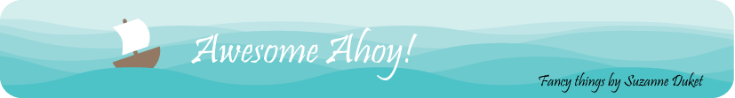 Awesome Ahoy!  - A Craft Blog