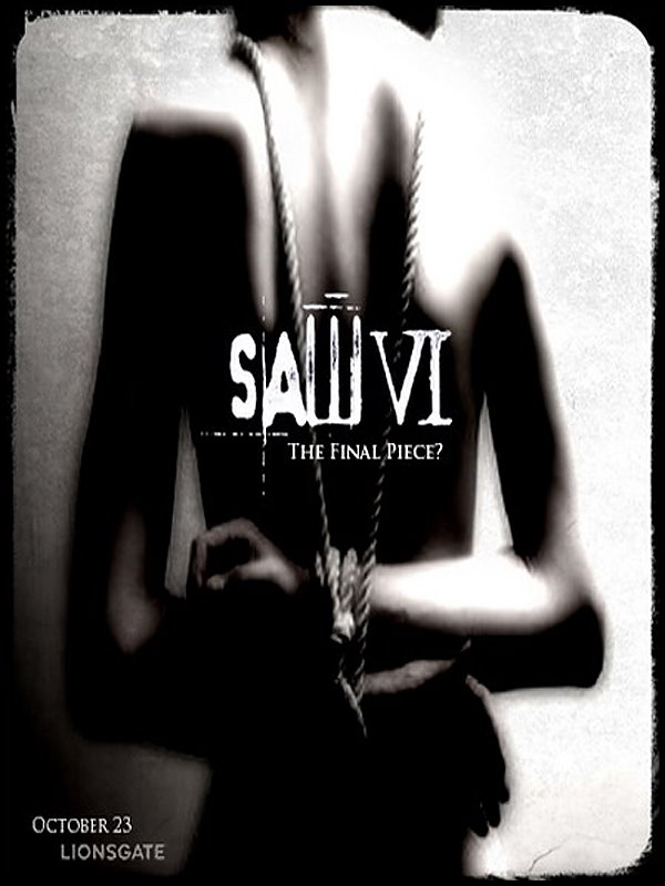 Imposible ver Saw VI online o en los cines de españa
