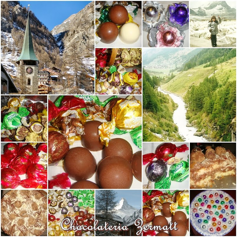Chocolateria Zermatt