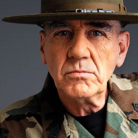 R Lee Ermey Young Actors Who Served: Hol...