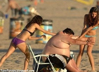Funny Fat Men Picture 2