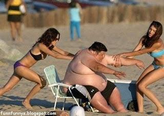 Funny Fat Men Picture 3