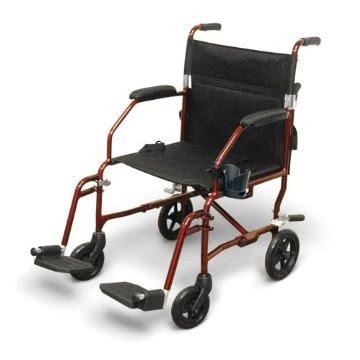 Cheap Lightweight Portable Wheelchair
