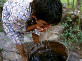 Water problems in India
